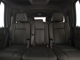 2011 Ford Expedition Pictures Expedition Utility 4D King Ranch 2WD photos backseat interior