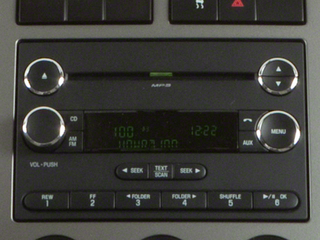2011 Ford Expedition EL Pictures Expedition EL Utility 4D XL 4WD photos stereo system