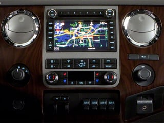 2011 Ford Super Duty F-250 SRW Pictures Super Duty F-250 SRW Crew Cab XLT 2WD photos stereo system