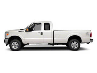 2011 Ford Super Duty F-250 SRW Pictures Super Duty F-250 SRW Supercab XL 2WD photos side view