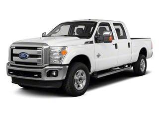 2011 Ford Super Duty F-350 DRW Pictures Super Duty F-350 DRW Crew Cab XL 2WD photos side front view