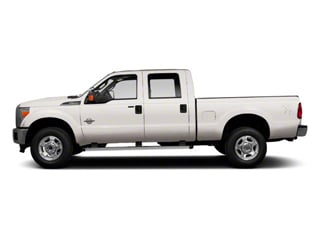 2011 Ford Super Duty F-350 DRW Pictures Super Duty F-350 DRW Crew Cab XL 2WD photos side view