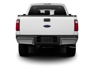 2011 Ford Super Duty F-350 DRW Pictures Super Duty F-350 DRW Crew Cab XL 2WD photos rear view