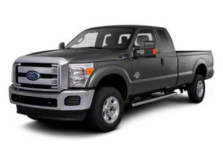 2011 Ford Super Duty F-350 DRW Pictures Super Duty F-350 DRW Supercab XLT 2WD photos side front view