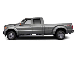 2011 Ford Super Duty F-450 DRW Pictures Super Duty F-450 DRW Crew Cab Lariat 4WD T-Diesel photos side view