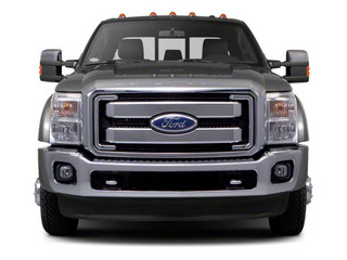 2011 Ford Super Duty F-450 DRW Pictures Super Duty F-450 DRW Crew Cab Lariat 4WD T-Diesel photos front view