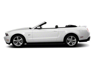 2011 Ford Mustang Pictures Mustang Convertible 2D GT photos side view