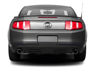 2011 Ford Mustang Pictures Mustang Coupe 2D Shelby GT500 photos rear view
