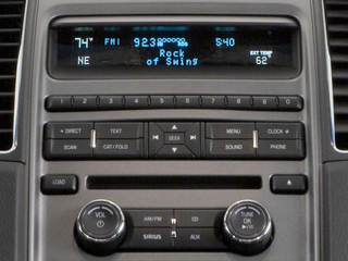 2011 Ford Taurus Pictures Taurus Sedan 4D SHO AWD photos stereo system