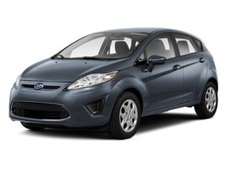 2011 Ford Fiesta Pictures Fiesta Hatchback 5D SE photos side front view