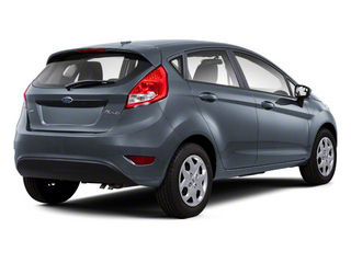 2011 Ford Fiesta Pictures Fiesta Hatchback 5D SE photos side rear view