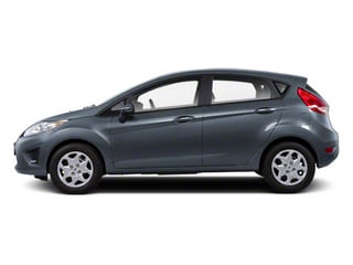 2011 Ford Fiesta Pictures Fiesta Hatchback 5D SE photos side view