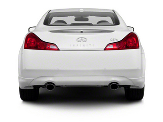 2011 INFINITI G37 Coupe Pictures G37 Coupe 2D 6 Spd photos rear view