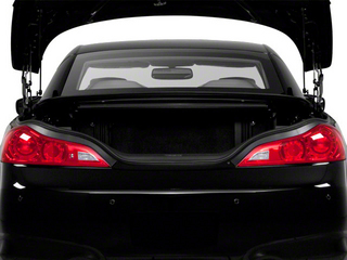 2011 INFINITI G37 Convertible Pictures G37 Convertible Convertible 2D 6 Spd photos open trunk