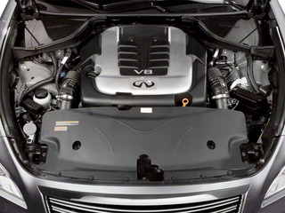 2011 INFINITI M56 Pictures M56 Sedan 4D photos engine