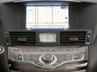2011 INFINITI M37 Pictures M37 Sedan 4D photos navigation system