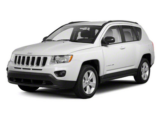 2011 Jeep Compass Pictures Compass Utility 4D Latitude 4WD photos side front view