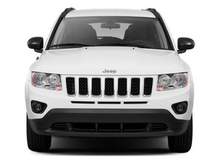 2011 Jeep Compass Pictures Compass Utility 4D Latitude 4WD photos front view