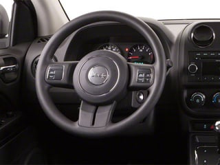 2011 Jeep Compass Pictures Compass Utility 4D Latitude 4WD photos driver's dashboard