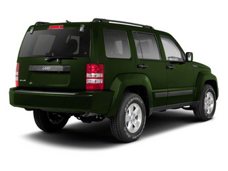 2011 Jeep Liberty Pictures Liberty Utility 4D Sport 4WD photos side rear view