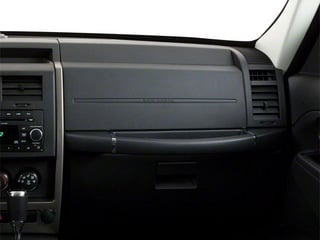 2011 Jeep Liberty Pictures Liberty Utility 4D Sport 4WD photos passenger's dashboard