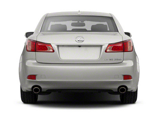2011 Lexus IS 350 Pictures IS 350 Sedan 4D IS350 photos rear view