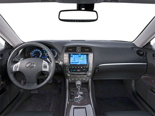2011 Lexus IS 350 Pictures IS 350 Sedan 4D IS350 photos full dashboard