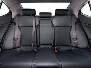 2011 Lexus IS 350 Pictures IS 350 Sedan 4D IS350 photos backseat interior