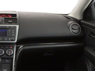 2011 Mazda Mazda6 Pictures Mazda6 Sedan 4D i Touring Plus photos passenger's dashboard