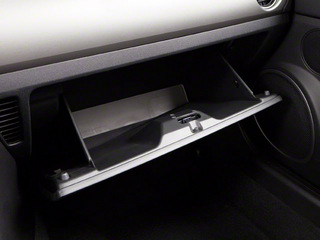 2011 Mazda MX-5 Miata Pictures MX-5 Miata Convertible 2D Sport photos glove box
