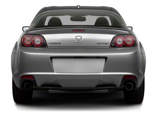 2011 Mazda RX-8 Pictures RX-8 Coupe 2D photos rear view