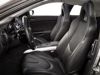 2011 Mazda RX-8 Pictures RX-8 Coupe 2D photos front seat interior