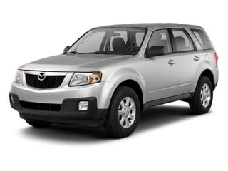2011 Mazda Tribute Pictures Tribute Utility 4D s 4WD photos side front view