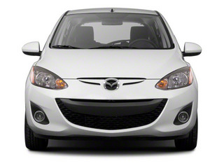 2011 Mazda Mazda2 Pictures Mazda2 Hatchback 5D photos front view