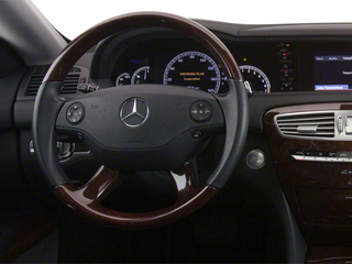 2011 Mercedes-Benz CL-Class Pictures CL-Class Coupe 2D CL63 AMG photos driver's dashboard