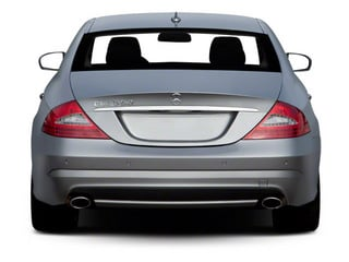 2011 Mercedes-Benz CLS-Class Pictures CLS-Class Sedan 4D CLS63 AMG photos rear view