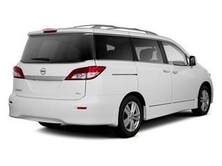 2011 Nissan Quest Pictures Quest Van 3.5 S photos side rear view
