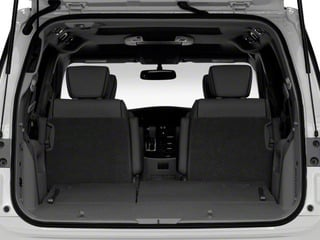 2011 Nissan Quest Pictures Quest Van 3.5 S photos open trunk