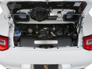 2011 Porsche 911 Pictures 911 Cabriolet 2D S photos engine