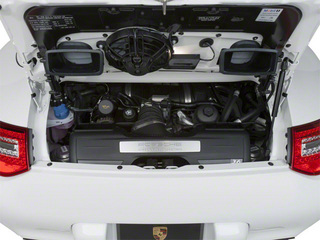 2011 Porsche 911 Pictures 911 Cabriolet 2D photos engine