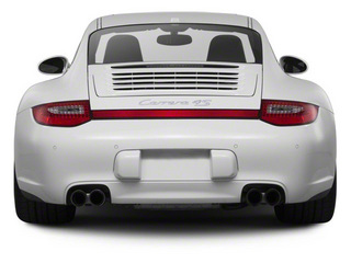 2011 Porsche 911 Pictures 911 Coupe 2D Turbo S AWD photos rear view