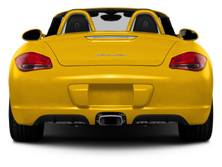 2011 Porsche Boxster Pictures Boxster Roadster 2D photos rear view