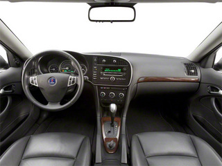 2011 Saab 9-3 Pictures 9-3 Wagon 5D SportCombi Turbo photos full dashboard
