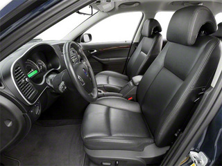 2011 Saab 9-3 Pictures 9-3 Wagon 5D SportCombi Turbo photos front seat interior