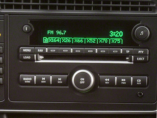 2011 Saab 9-3 Pictures 9-3 Wagon 5D SportCombi Turbo photos stereo system