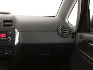 2011 Suzuki SX4 Pictures SX4 Hatchback 5D photos passenger's dashboard