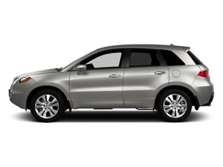 2012 Acura RDX Pictures RDX Utility 4D 2WD photos side view