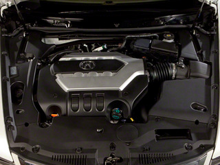 2012 Acura RL Pictures RL Sedan 4D Technology photos engine