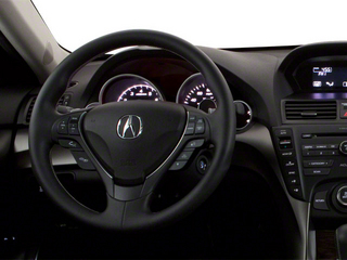 2012 Acura TL Pictures TL Sedan 4D Advance AWD photos driver's dashboard