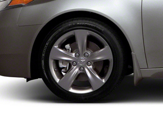 2012 Acura TL Pictures TL Sedan 4D Advance AWD photos wheel